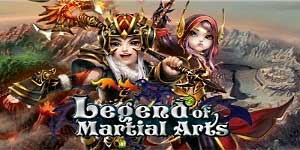Legend of Martial Arts
