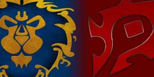 WOW RTS: Alliance in Horde